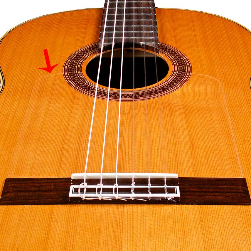 Córdoba Clear Flamenco-Style Tap Plate  sc 1 st  Cordoba Guitars & Córdoba Clear Flamenco-Style Tap Plate - Cordoba Guitars