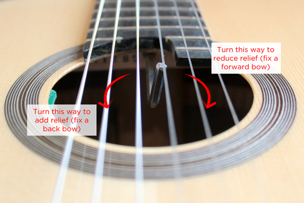 How To Adjust Your Truss Rod Cordoba Guitars